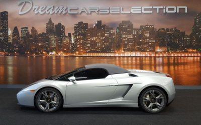 Lamborghini Gallardo 5.0 V10 Spyder E-Gear
