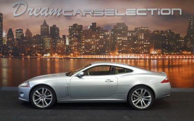 """Jaguar XK 4.2 V8 Coupe """"Verkocht"""""""