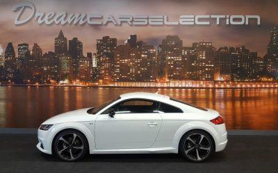 "Audi TT 1.8 TFSI S-Line ""Verkocht"""