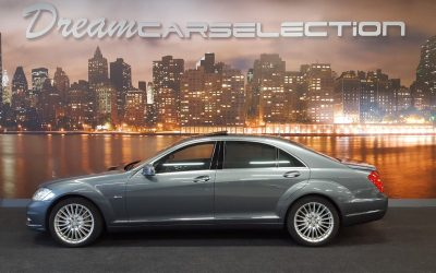 "Mercedes-Benz S 500 Lang 4.7 V8 Designo ""Verkocht"""