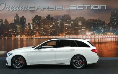 Mercedes-Benz C63 AMG-S Estate – 510pk – Burmester